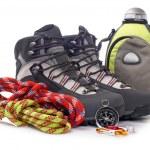 Climbing gear — Stock Photo #6342519