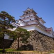 Stock Photo: Aizu Wakamatsu Castle, Fukushima, Japan