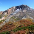 Mt. Nasudake in autumn — Stock Photo