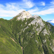 Japan Alps Mt. Kaikomagatake — Stock Photo