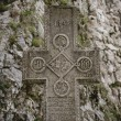 Cross at Count Dracula — Stockfoto #13842617