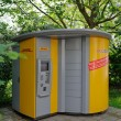 Stock Photo: DHL Packstation