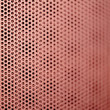 Red metal grill seamless pattern — Stock Photo