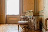 Luxury baroque interior — Stock Photo