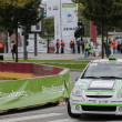 FIA World Rally Championship France 2013 - Super Special Stage 1 — Zdjęcie stockowe