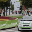 FIA World Rally Championship France 2013 - Super Special Stage 1 — Foto de Stock