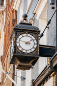 Old clock on the avenues of London — Stock Photo
