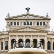 Old Opera House (Alte Oper) in Frankfurt am Main, Germany. — Stock Photo #44780979