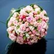Beautiful bouquet of flowers — Stock Photo #44787711