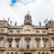 Lyon City Hall, Hotel de Ville — Stock Photo
