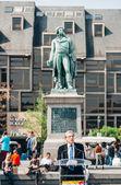Roland Ries mayor of Strasbourg — Stock Photo