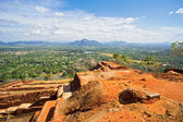 Sigiriya Rock — Stock Photo