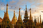 Shwedagon Paya — Stock Photo
