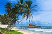 Mirissa beach, Sri Lanka — Stock Photo