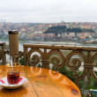 Постер, плакат: Overview of Istanbul from Pierre Loti cafe