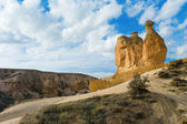 Camel rock in Goreme, Cappadocia, Turkey — Stock Photo