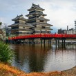 Matsumoto Castle, Japan — Stock Photo #39853193