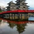 Matsumoto Castle, Japan — Stock Photo #39853317