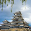 Matsumoto Castle, Japan — Stock Photo #39853365