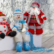Chrismas toy decoration — Stock Photo