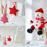 Christmas decoration details — Stock Photo #44230577