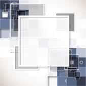 抽象的なインターネット コンピューター技術ビジネス ソリューション — ストックベクタ