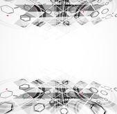Глобальные бесконечности компьютерной технологии концепции бизнес фон — Cтоковый вектор