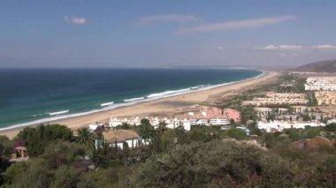 Plaży zahara 60 — Wideo stockowe