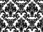 Vector. transparente motif damassé — Vecteur