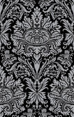 Vector. Seamless damask pattern — Stock vektor