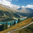 Big Almaty lake, Kazakhstan — Stock Photo