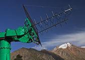 天気アンテナ — ストック写真