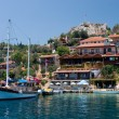 Stock Photo: Simena bay, Turkey
