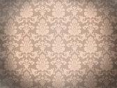 Fundo do damasco. antiga muralha. glamour e moda. espaço vazio fo — Foto Stock