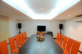 Dining room Karaoke — Foto Stock