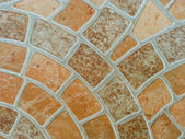 Marble tiles alternating square — Stock Photo