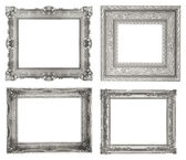 Beautiful ornate frames — Stock Photo