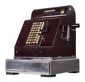 老收银机 — 图库照片