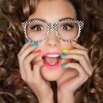 Woman wearing glasses — Stock Photo #38263121