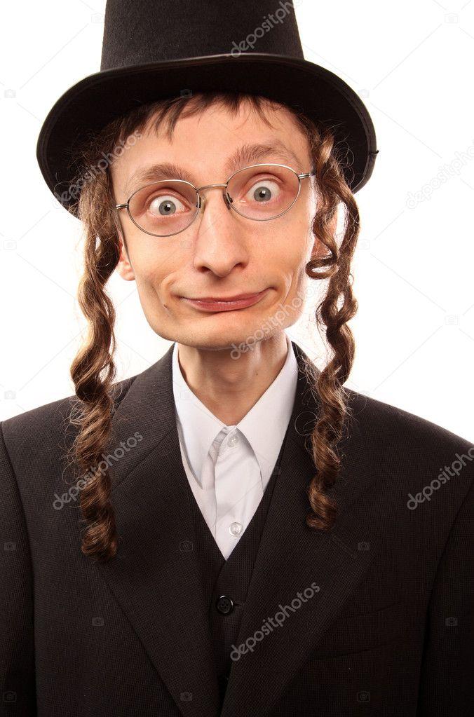 Cute Jewish Man     St...