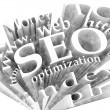 Seo optimization — Stock Photo