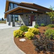 Mt Hood winery wine tasting building. — Stock Photo #24847599