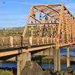 Stock Photo: Bridge of Dalles Oregon.