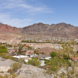 Stock Photo: Boulder City suburbs Nevada.