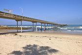 Point Loma San Diego beaches and surf California. — Stock Photo
