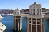 Hoover Dam Nevada. — Foto de Stock