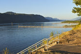 Columbia River Gorge Oregon. — Stock Photo