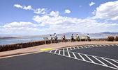 Viewpoint near Lake Meade Nevada. — Stock Photo