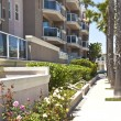 Long Beach condominiums in southern california. — Stock Photo #29080791