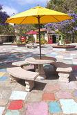Balboa stuidios y exposiciones pueblo español parque california. — Foto de Stock